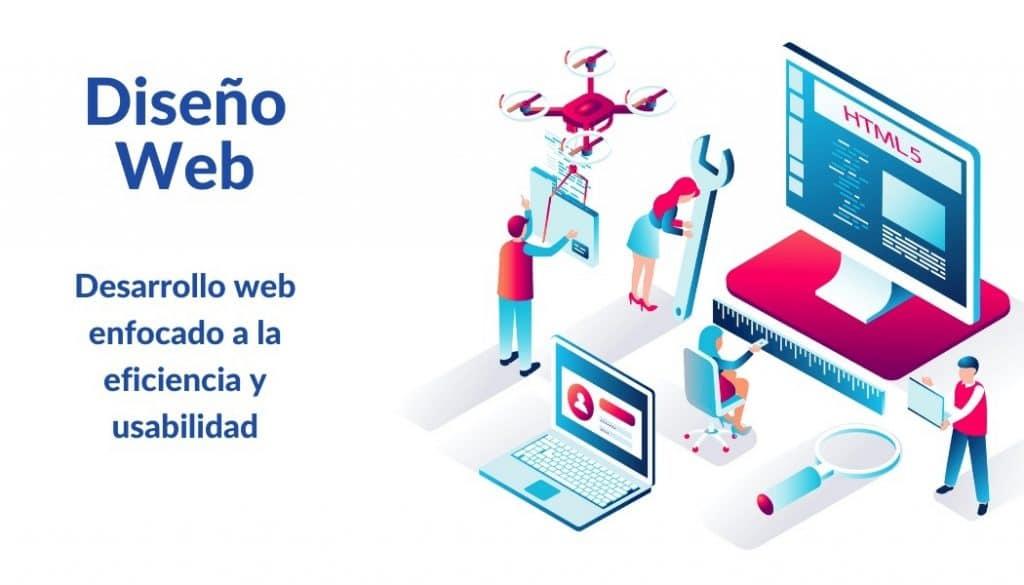 Diseño y desarrollo web en Mallorca