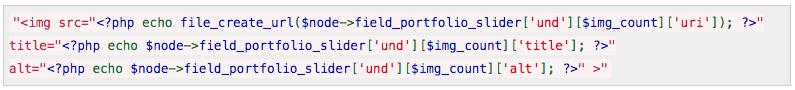 Como seguramente sabéis los atributos alt y title son útiles a la hora de posicionar una web y mejorar su SEO. Aprende cómo indicarlos en Drupal